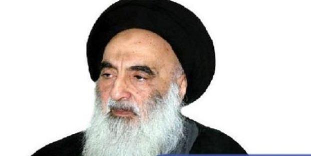 السيستاني: على العراقيين الحياد في الصدام بين إيران وأميركا