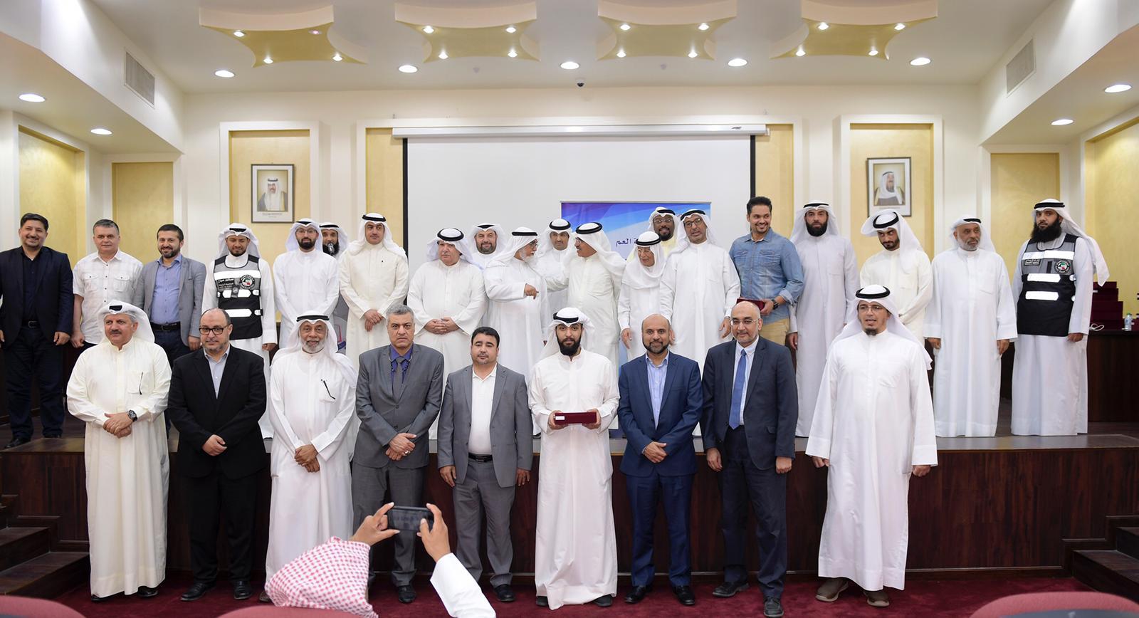 الخرافي: نجاح «أيادي بيضاء» يؤكد عراقة العمل الخيري الكويتي