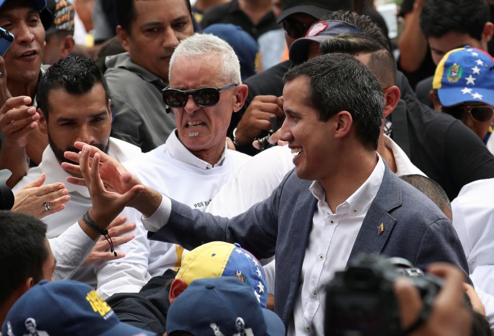 السماح مجددا لنواب المعارضة في فنزويلا بدخول البرلمان