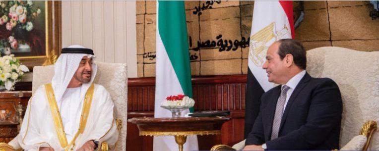 السيسي: أمن الخليج العربي جزء لا يتجزأ من أمن مصر