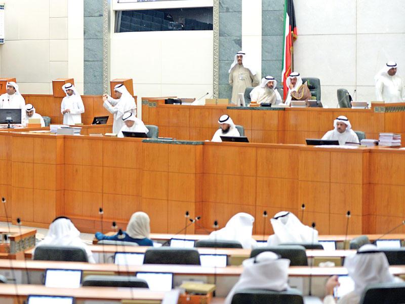 المجلس يبحث اليوم التطورات الإقليمية في جلسة سرية