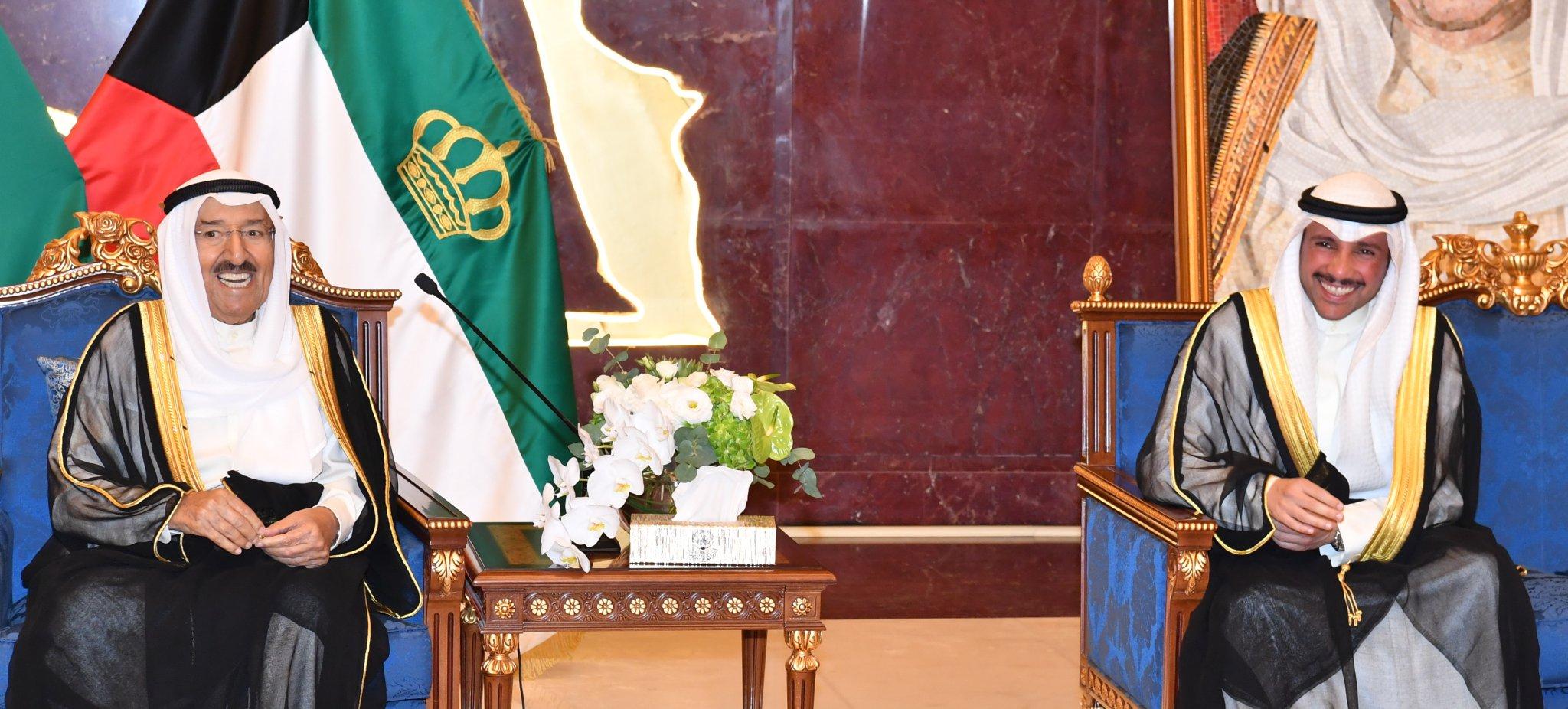 سمو الأمير يزور وزارة الخارجية