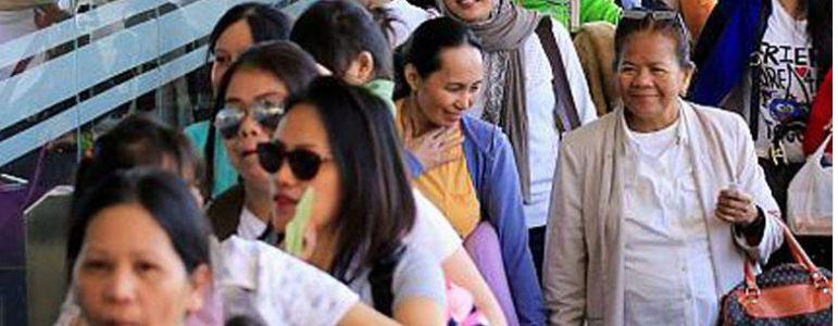 الفلبين: لا داعي لحظر إرسال العمالة إلى الكويت