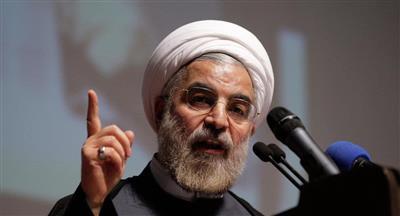 روحاني: لن نستسلم حتى لو تم قصفنا