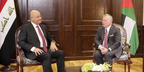 الأردن والعراق يدعوان لتعزيز منظومة العمل العربي لمواجهة التحديات