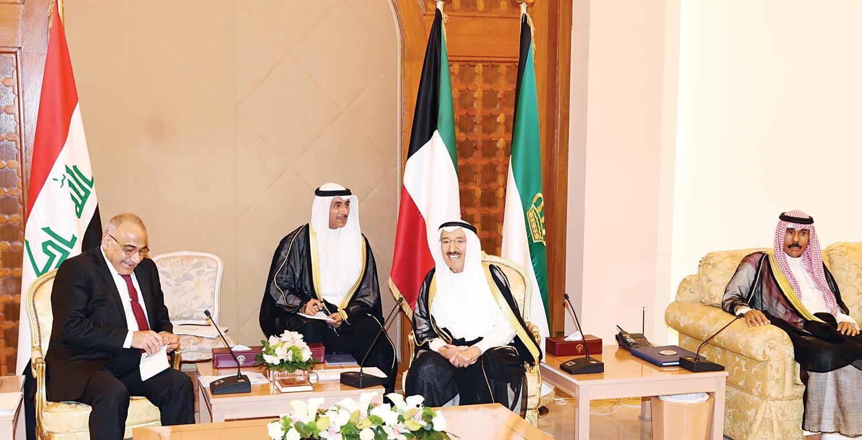 الكويت والعراق: تكاتف الجهود للحفاظ على أمن المنطقة وحل الخلافات
