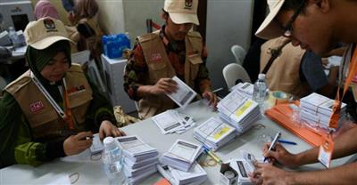 المعارضة الاندونيسية تطعن على نتائج الانتخابات الرئاسية