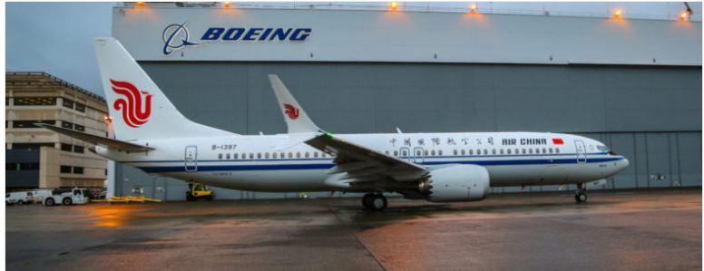 579 مليون دولار.. خسائر الصين بسبب بوينغ