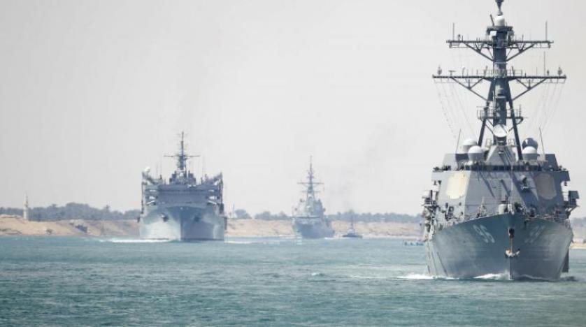 ظريف: تهديد للسلم الدولي.. التعزيزات الأميركية في الشرق الأوسط