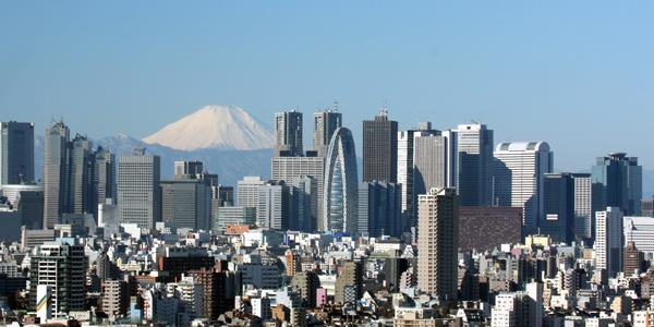 زلزال يهز المباني في طوكيو قبيل زيارة ترامب