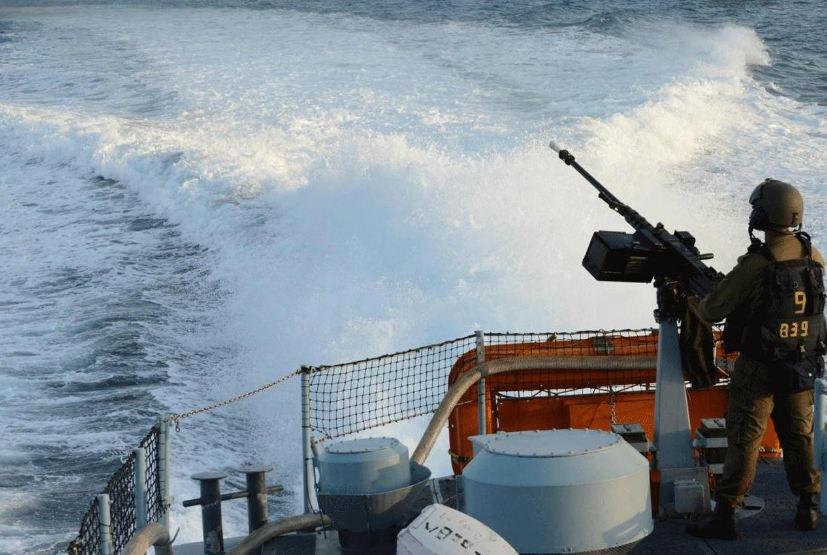 الجيش الإسرائيلي: «الاستيلاء» على سفينة تجارية بعد حريق قرب ميناء حيفا