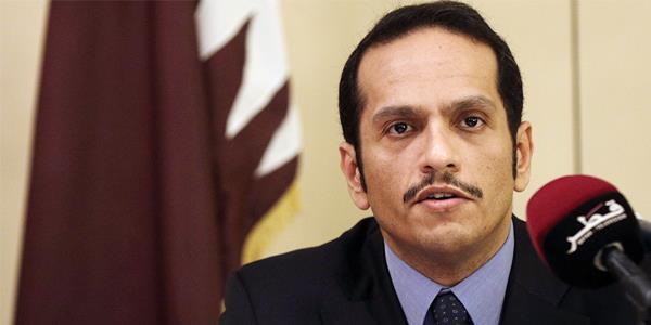 وزير الخارجية القطري يدعو لإنهاء التصعيد بين أميركا وإيران