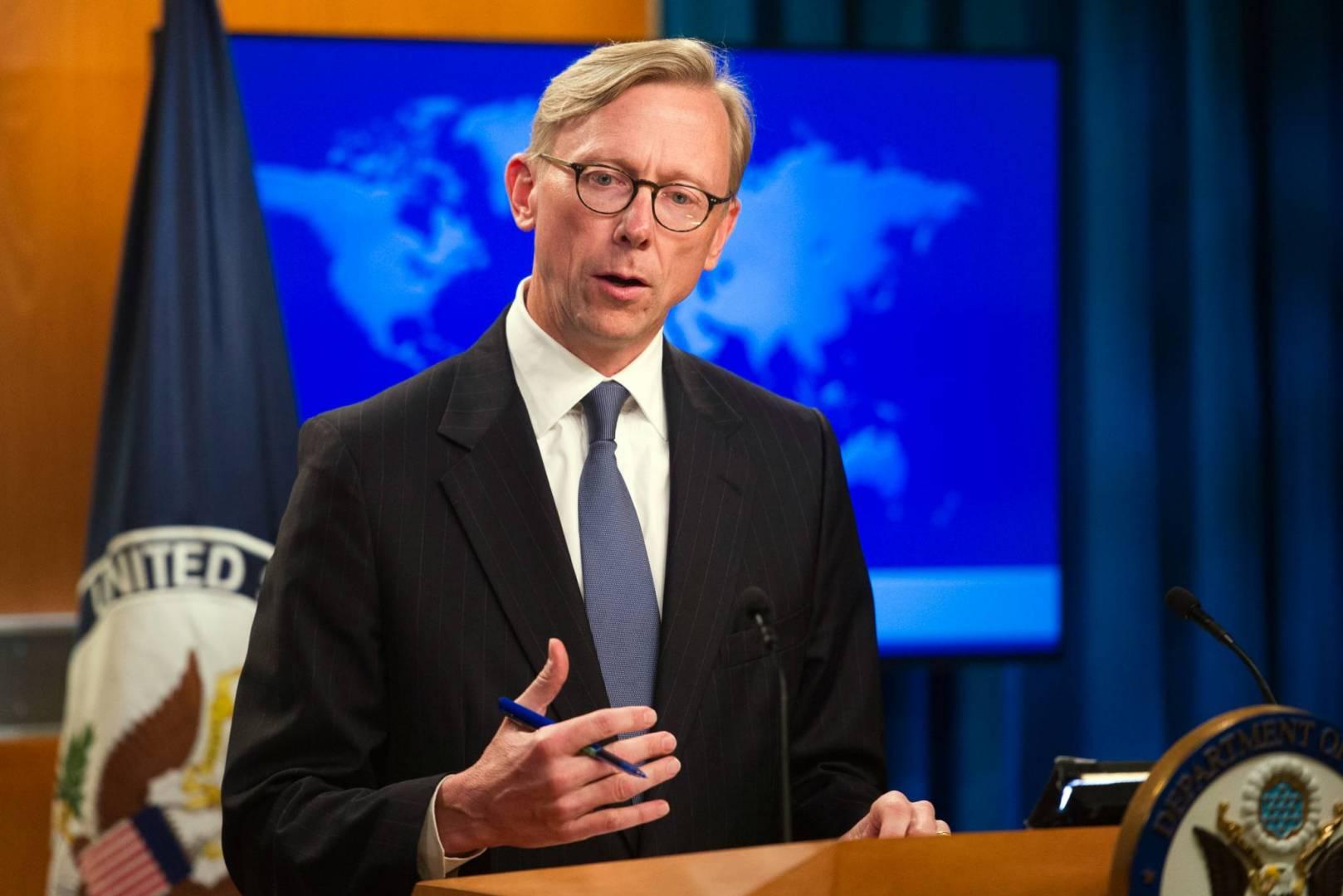 المبعوث الأميركي لإيران: سنفرض عقوبات جديدة ضد طهران