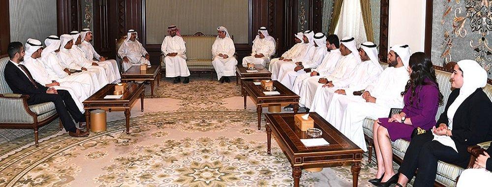 النائب الأول: ثروة الكويت الحقيقية في عقول وسواعد أبنائها
