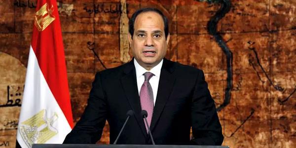 الرئيس المصري يمدّد «الطوارئ».. 3 أشهر