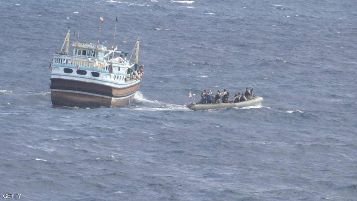 إطلاق سراح بحار إيراني احتجزه قراصنة صوماليون منذ 2015