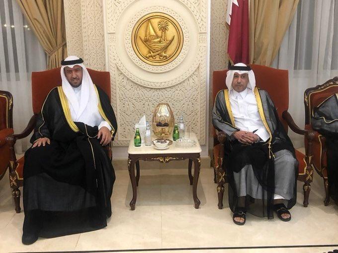 وزير العدل: توقيع اتفاقيات ثنائية مع قطر