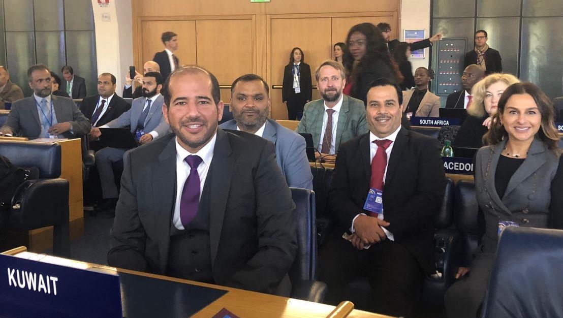 عبدالله الأحمد يؤكد حرص الكويت على مواكبة الأهداف الدولية المتصلة بقضايا البيئة