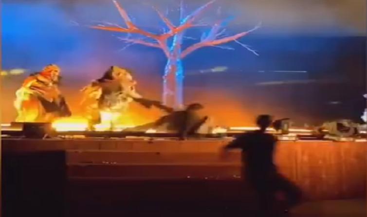 القبض على منفذ عملية الطعن في حديقة الملك عبدالله بالسعودية