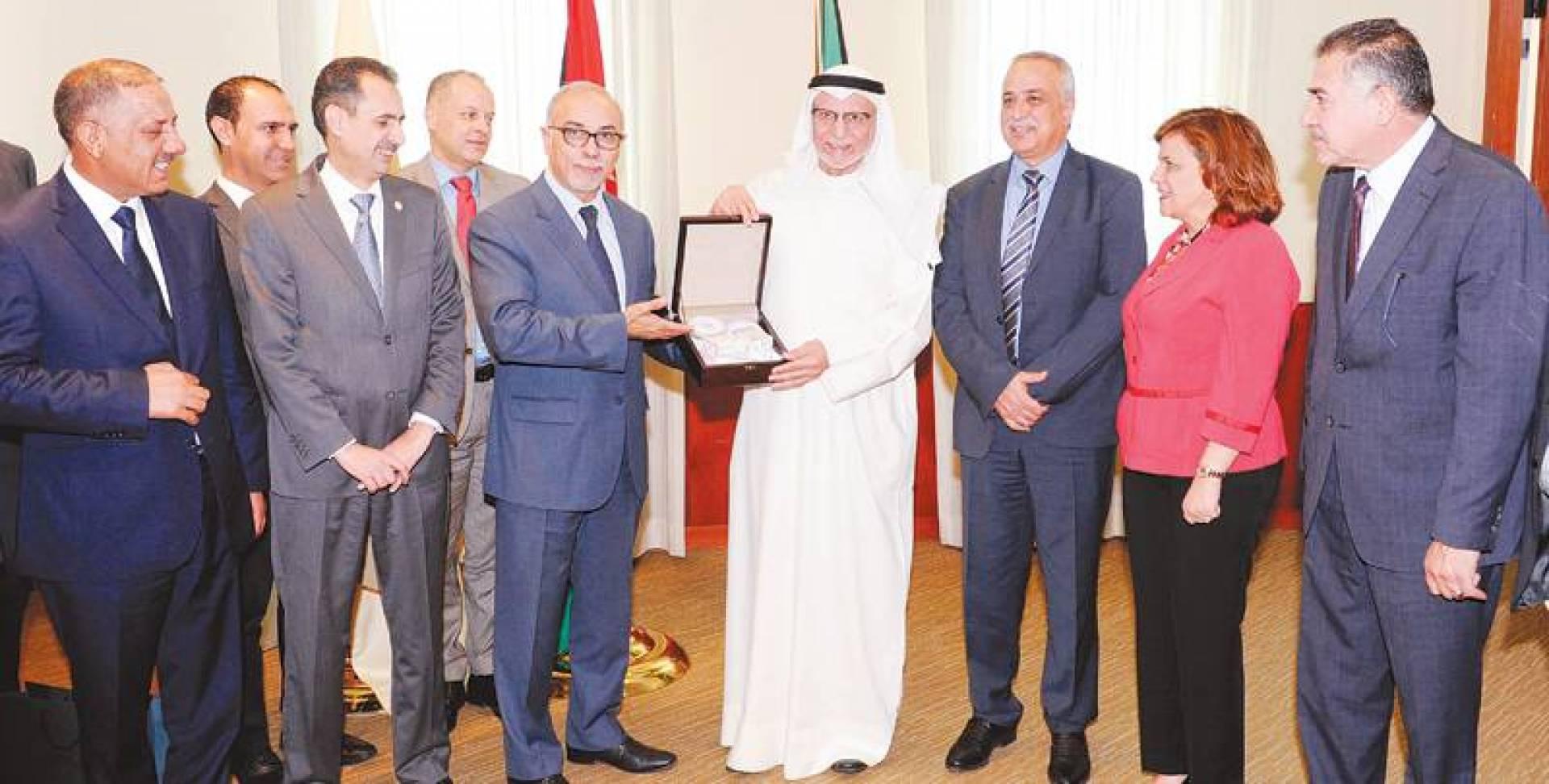 الوزان: 18 مليار دولار استثمارات كويتية في الأردن