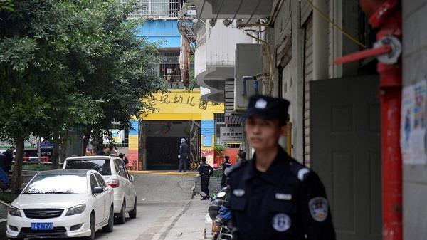 54 مصابا جراء هجوم على روضة أطفال في الصين