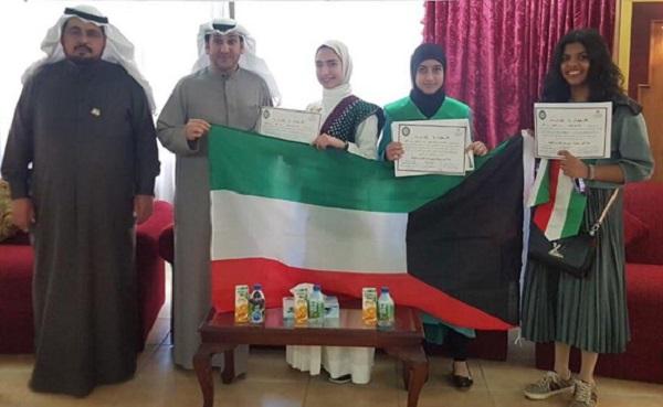 «ثقافي القاهرة» كرم 4 طلاب حصدوا جوائز «العربية الفصحى والخطابة»
