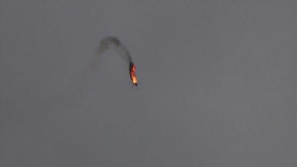 إسقاط هليكوبتر لقوات الحكومة السورية في إدلب