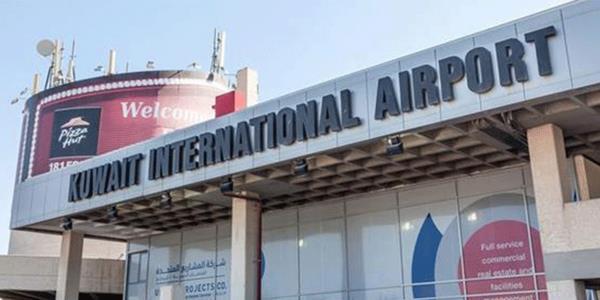 طائرة تهبط في الكويت بمواطن متوفى