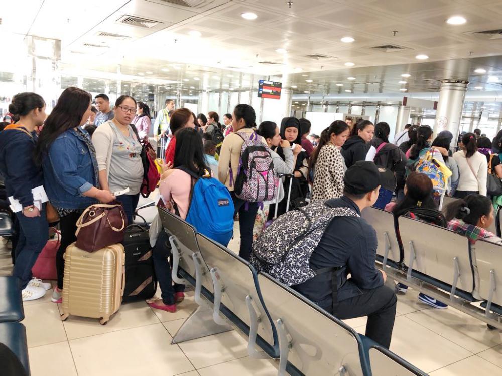 الفلبين.. رفقع الحظر على دخول القادمين من تايوان بسبب  كورونا