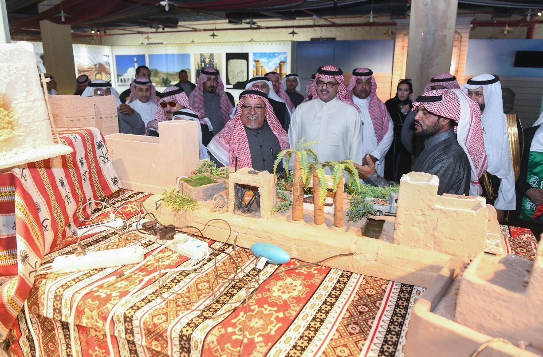 افتتاح الأجنحة التراثية الخليجية والقرية التركية ضمن فعاليات «الموروث الشعبي»