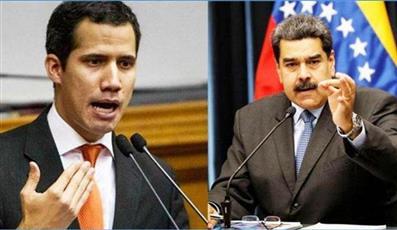 مادورو يهدد بالقبض على زعيم المعارضة «غوايدو»