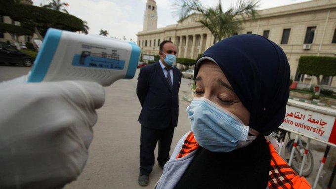مصر.. 14 إصابة جديدة بـ«كورونا»