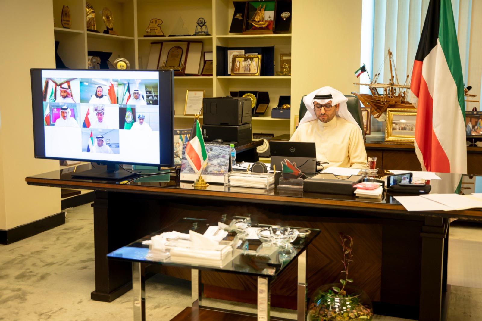 وكلاء التجارة في دول التعاون الخليجي بحثوا تنسيق تدفق السلع