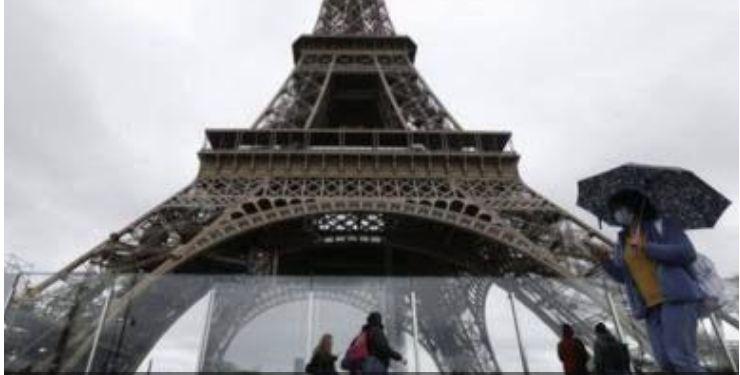 فرنسا تسجل 1417 وفاة بـ كورونا في يوم واحد فقط