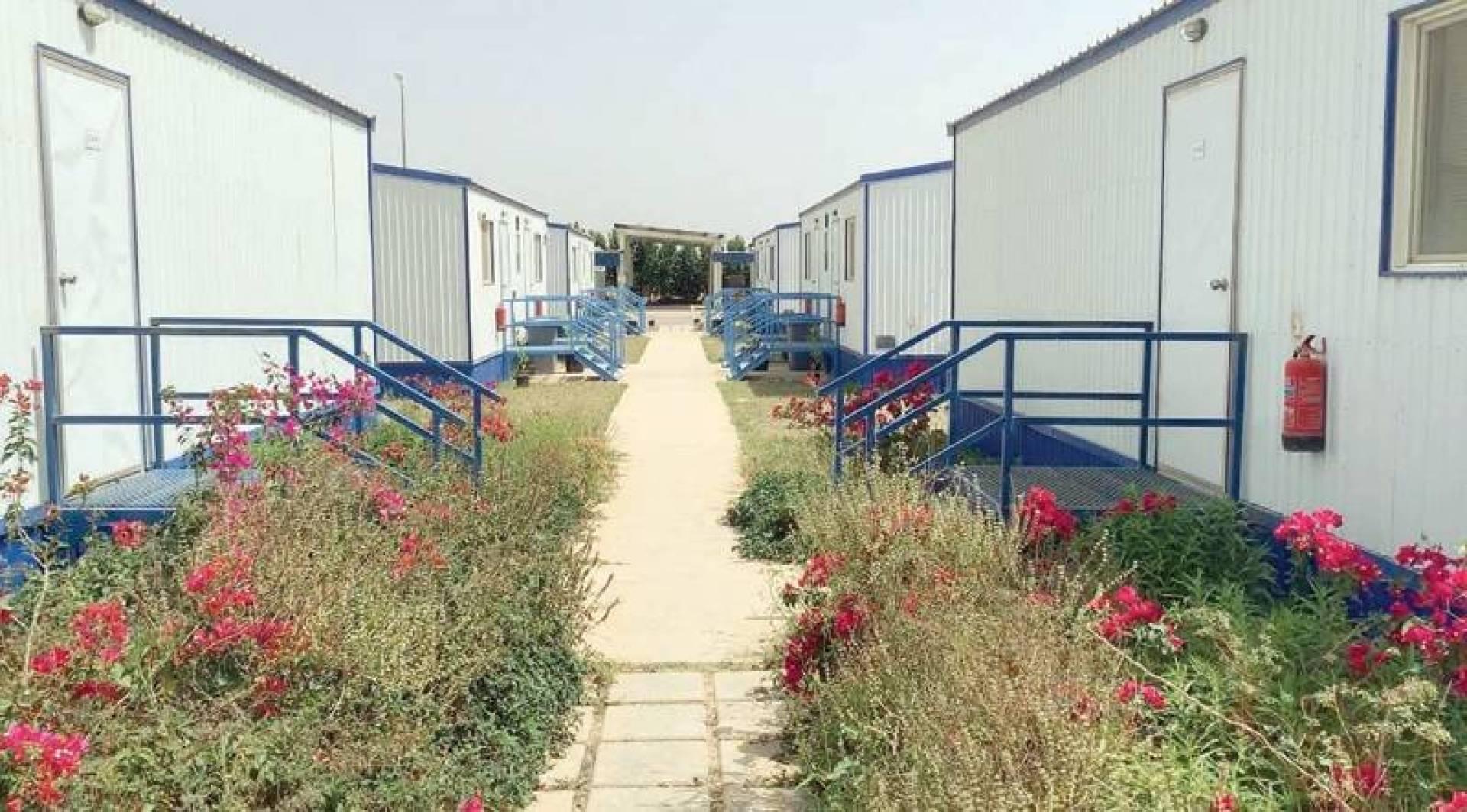 يوسف فلاح لـ «القبس»: محجر العبدلي.. خدمات فندقية بانتظار الطلبة