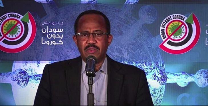 """وزير الصحة السوداني: فيروس كورونا """"يركض أمامنا"""""""