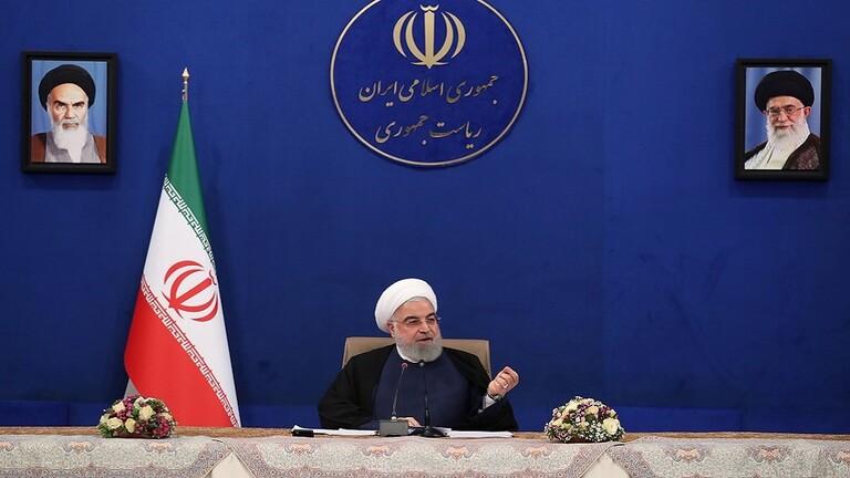 روحاني: نستبعد الحصول على لقاح ضد كورونا خلال عام