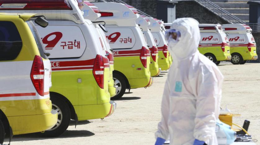كوريا الجنوبية: حالتا وفاة و23 إصابة جديدة بفيروس كورونا