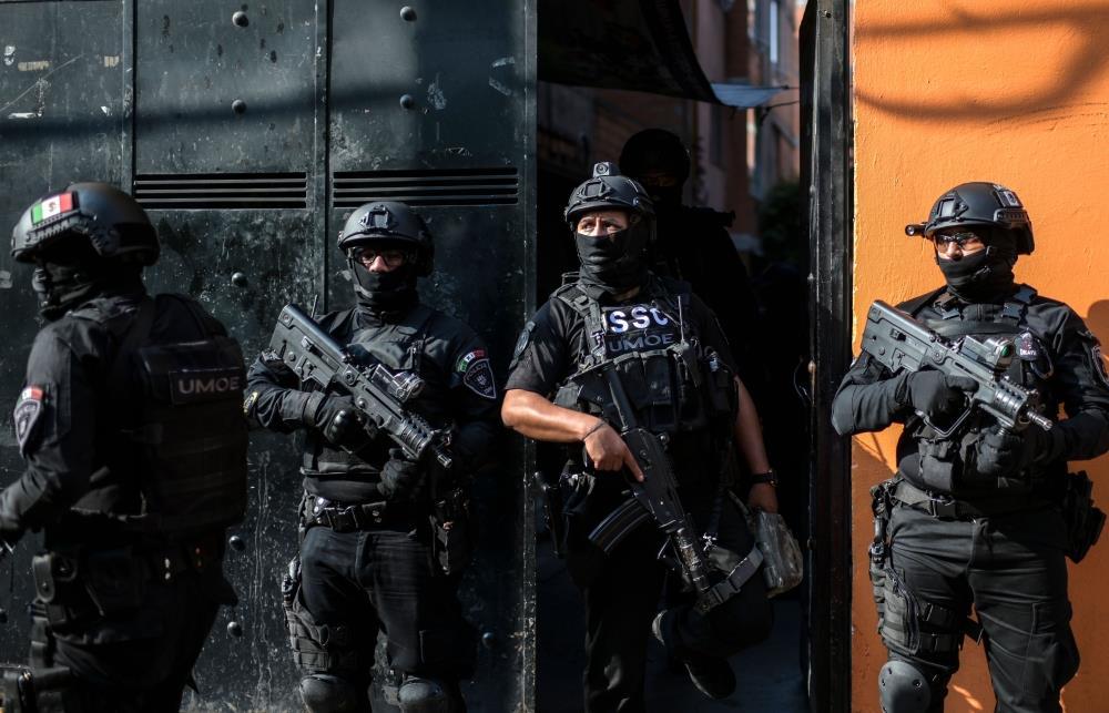 ثمانية قتلى في اشتباك بين مساجين في المكسيك