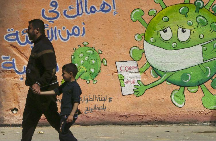 غزة تسجل أول وفاة بفيروس كورونا
