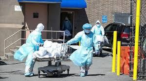 وفيات كورونا في الولايات المتحدة تتجاوز 100 ألف حالة