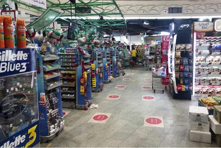 استمرار التسوق في «التعاونيات» بحجز المواعيد خلال «الحظر الجزئي»