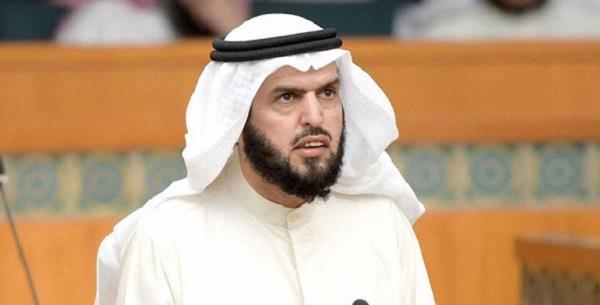 الدمخي يسأل الناصر عن قضايا لمعلمين مصريين ضد الكويت