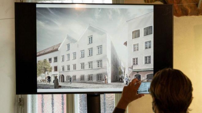 """النمسا قررت """"تحييد"""" منزل هتلر وتحويله إلى مخفر للشرطة"""