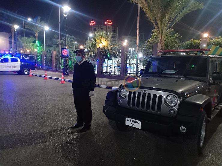 القبض على 4832 شخصًا خالفوا قرار حظر التجول بمصر