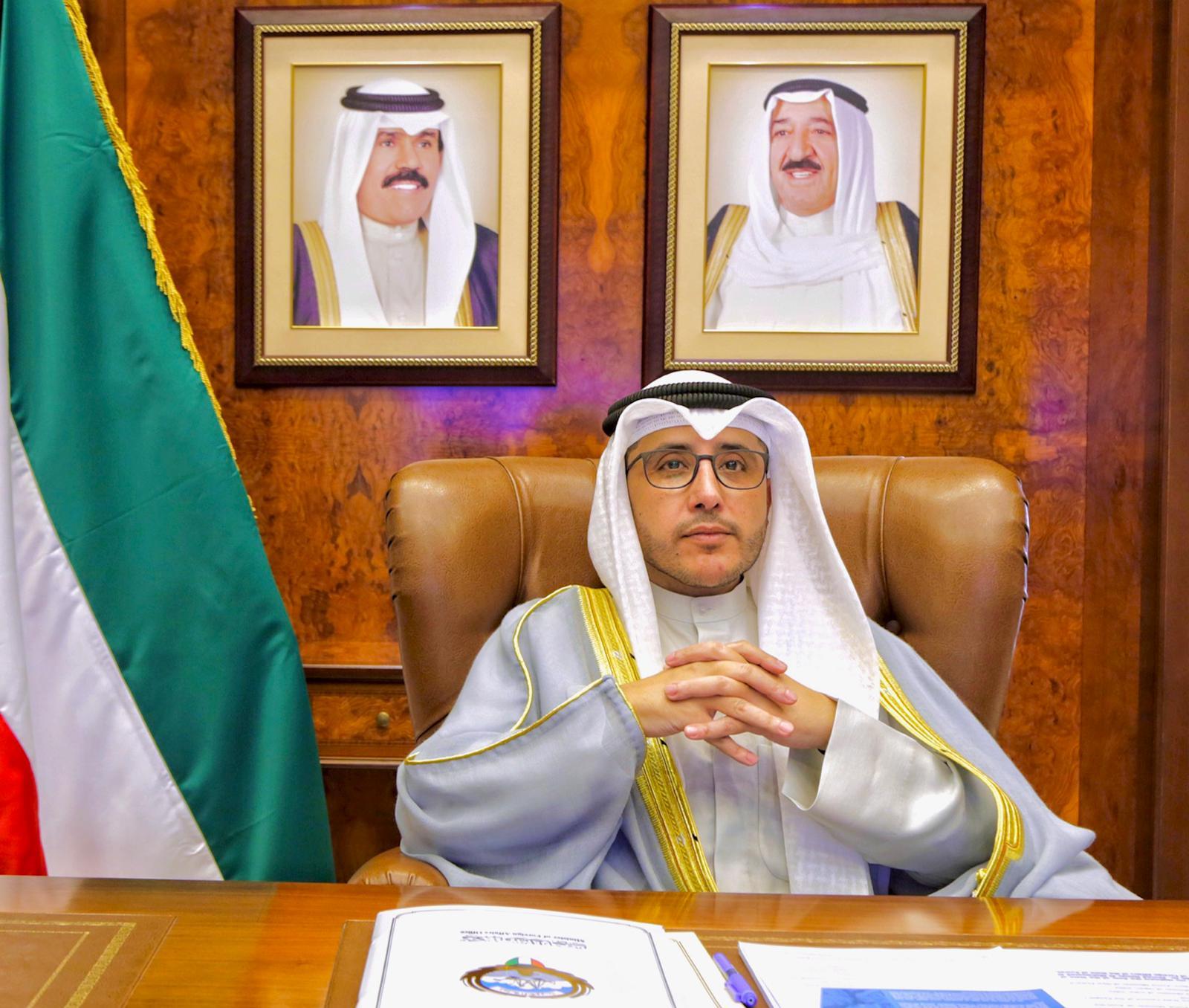 ممثل سمو ألامير يترأس وفد دولة الكويت في قمة التحالف العالمي للقاحات و التحصين