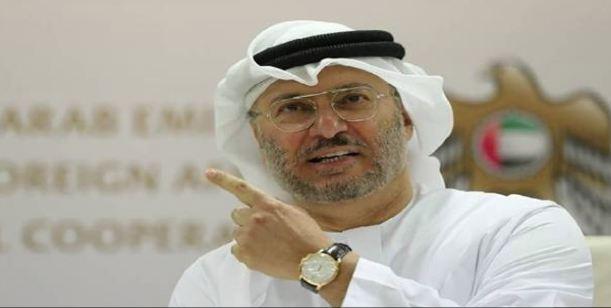 قرقاش : الازمة مع قطر لا تستحق التعليق ومنطقة الخليج لن تعود كما كانت