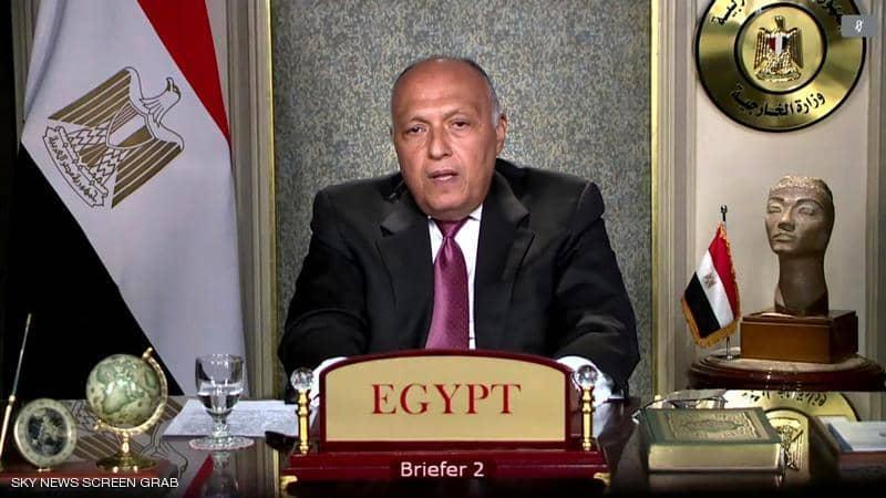 وزير الخارجية أمام مجلس الأمن: مصر لن تقبل تهديد أمنها المائي