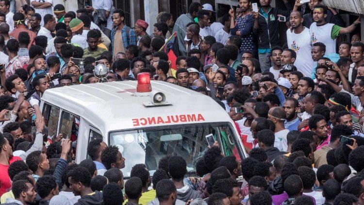 قتلى وجرحى في 3 انفجارات بالعاصمة الأثيوبية
