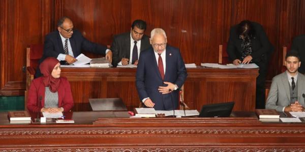أحزاب تونسية تسعى لسحب الثقة من رئيس البرلمان راشد الغنوشي